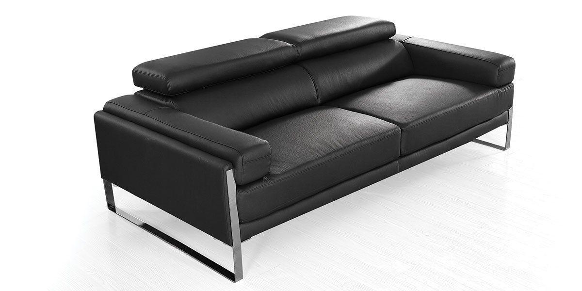 Canapé 3 places Cuir ALIYAH