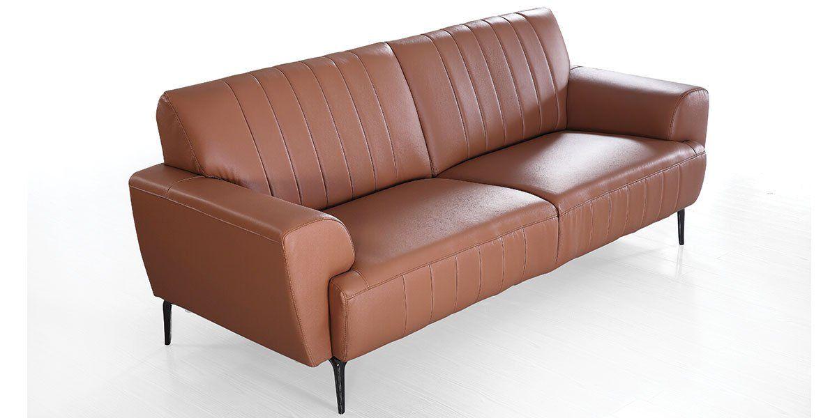Canapé 3 places Cuir ROMY
