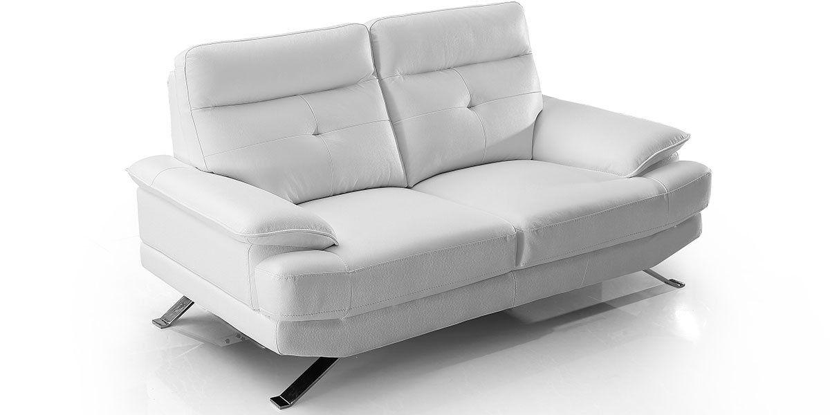 Canapé 2 places en cuir SYDNEY