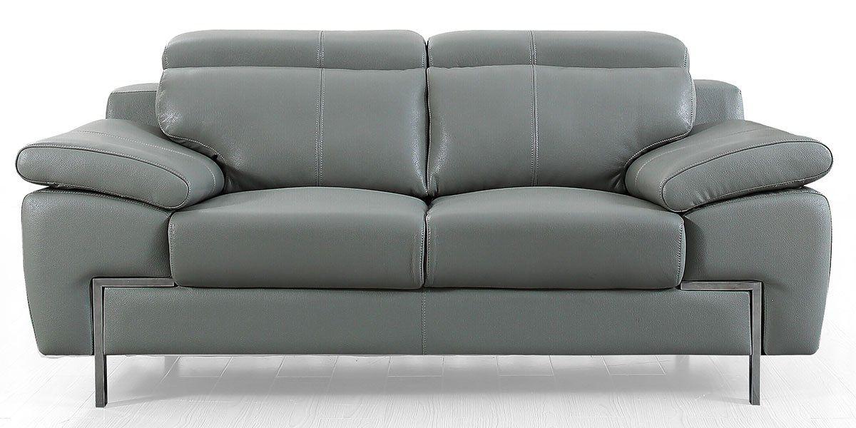 Canapé 2 places Cuir KARE