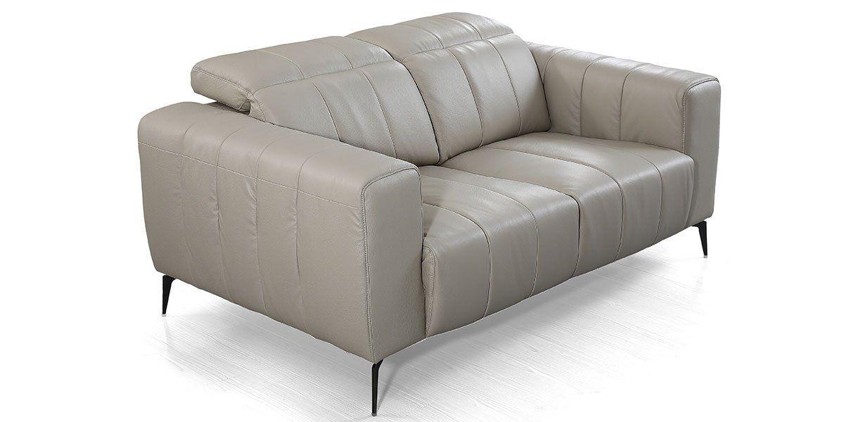 Canapé 2 places Cuir KIKO