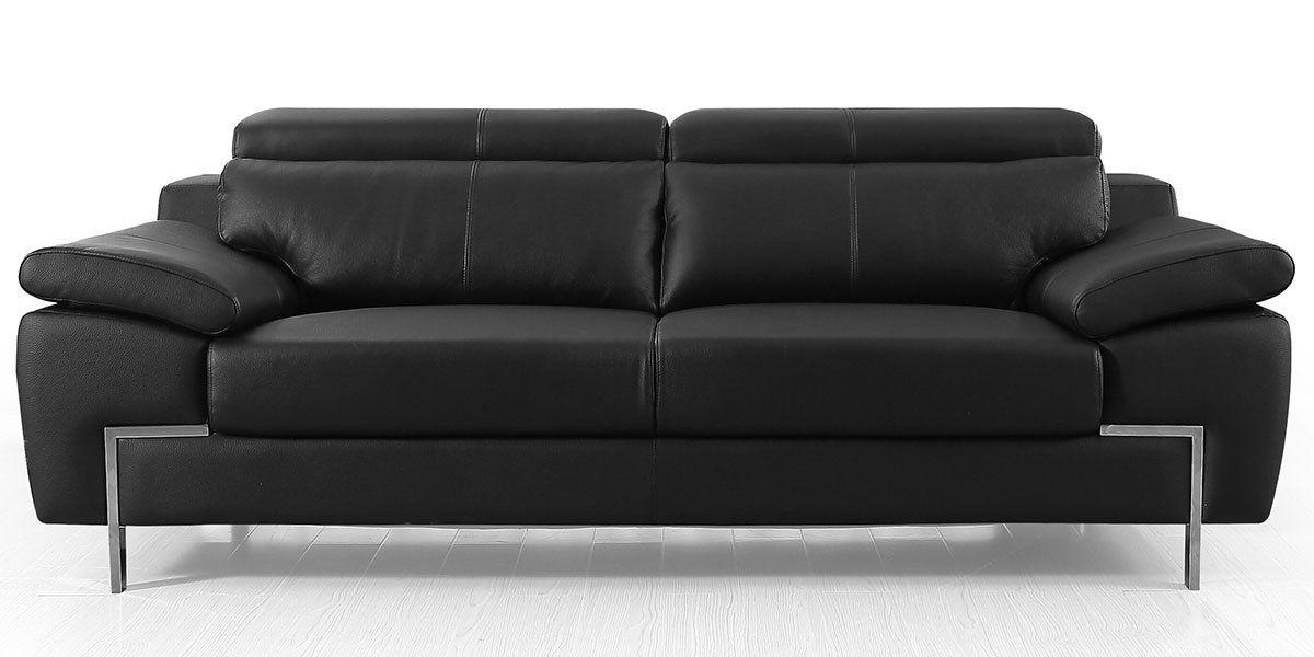 Canapé 3 places Cuir KARE