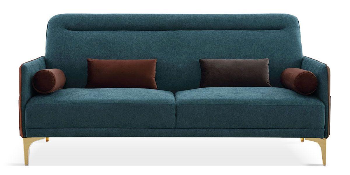 Canapé 3 places en tissu INSIDE