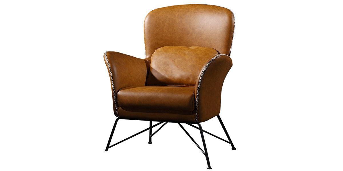 Chaise Confort Design KOS - Marron