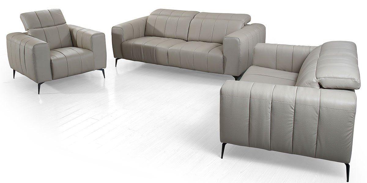 Fauteuil cuir Design KIKO