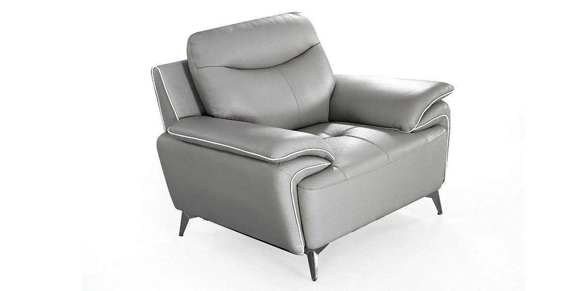 Fauteuil cuir Design MAEL