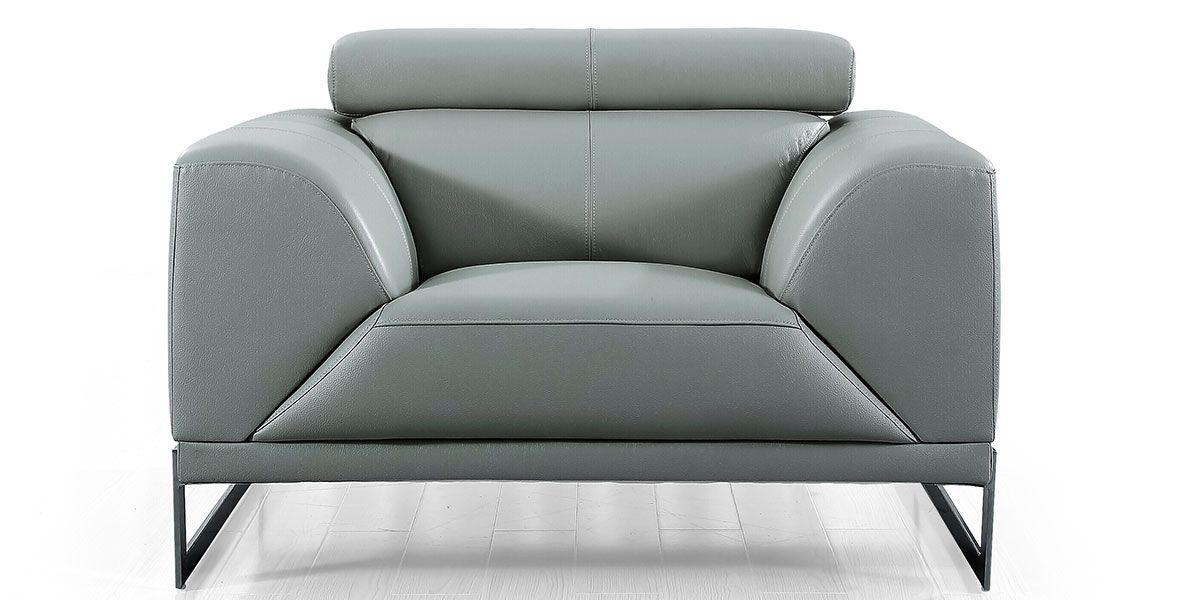 Fauteuil cuir Design HAVANA