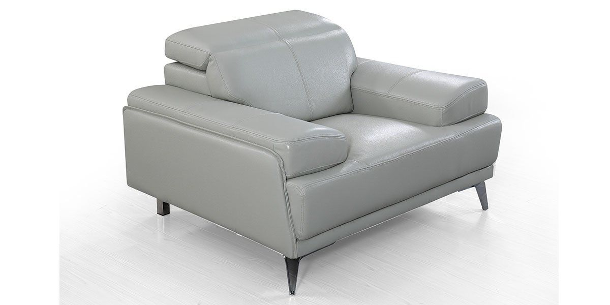 Fauteuil cuir Design GARLIK