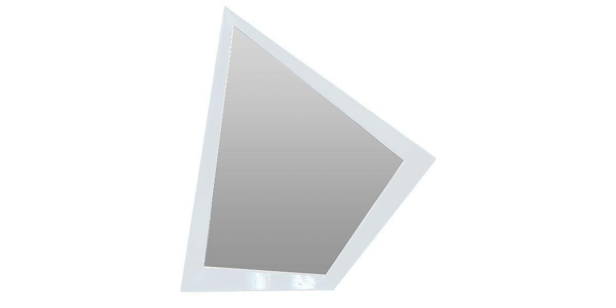 Miroir laqué Médium VENUS - Blanc