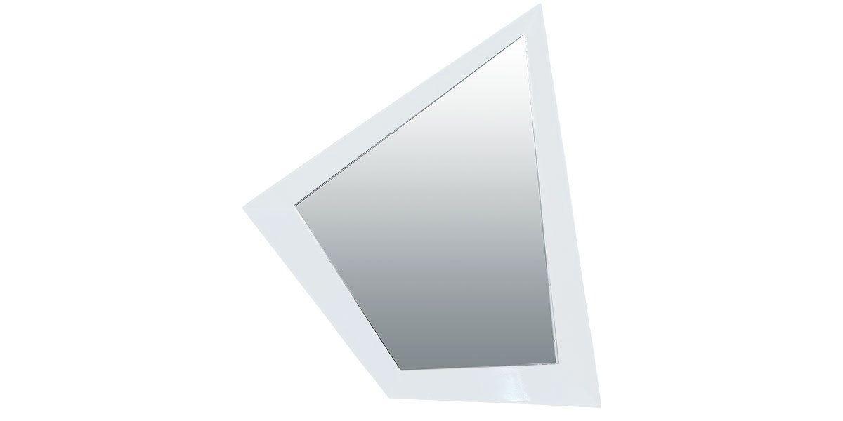 Miroir laqué Small VENUS - Blanc