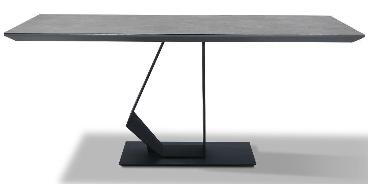 Table à manger YUKA - Gris