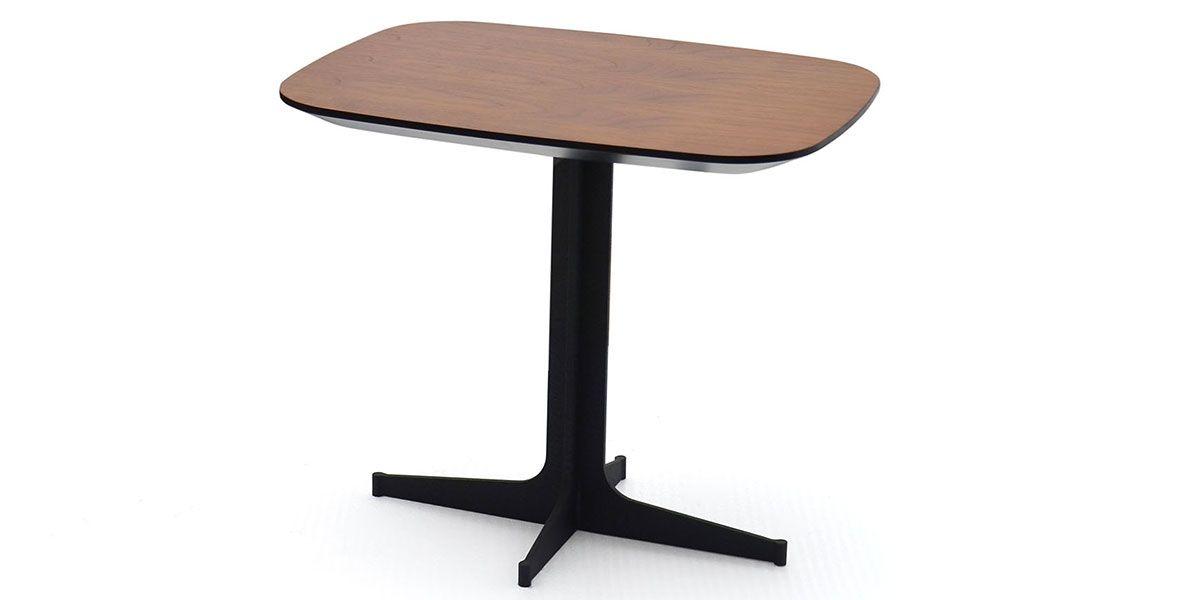Table d'appoint bois VENUS - Noyer
