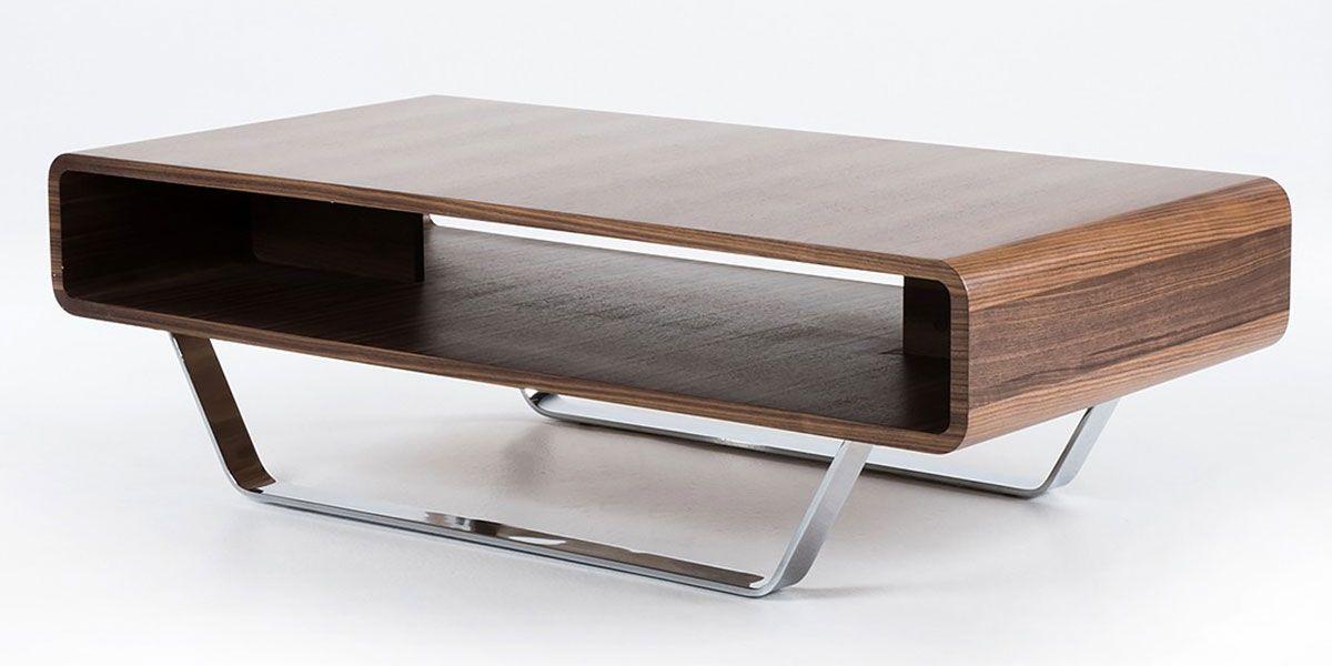 Table basse bois MIA - Noyer