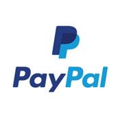 Logo paiement Paypal