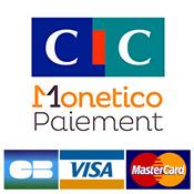 Logo paiement carte bancaire